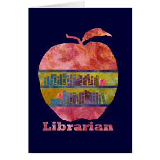 Librarian Apple Card