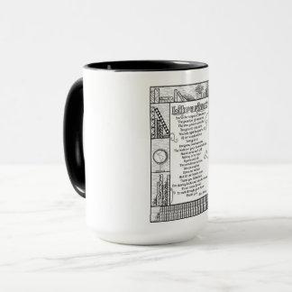 Librarian Appreciation Poem Mug