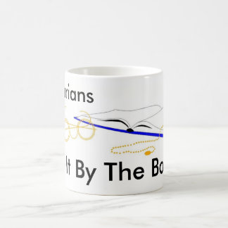 Librarians Do It By The Books Coffee Mug
