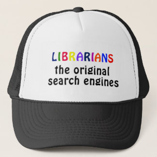 Librarians hat