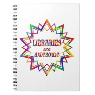 Libraries are Awesome Note Books