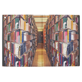 Library Book Shelves iPad Pro Case