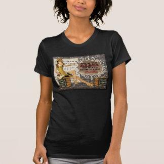 Library Floozie Tshirt