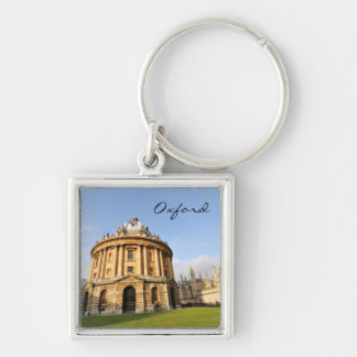Library in Oxford, England Keychain