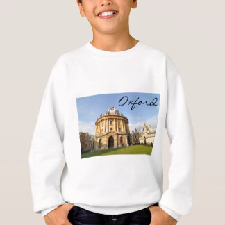 Library in Oxford, England Sweatshirt