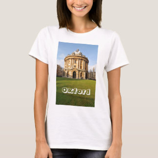 Library in Oxford, England T-Shirt