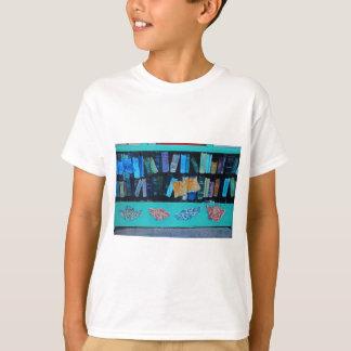 Library Mural T-Shirt