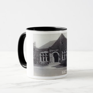 Library, Nyack, New York Vintage Mug