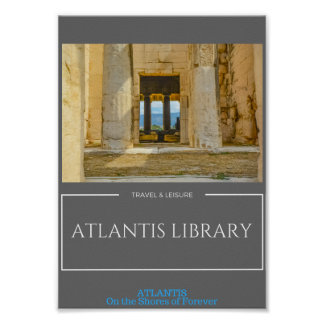 Library of Atlantis Poster