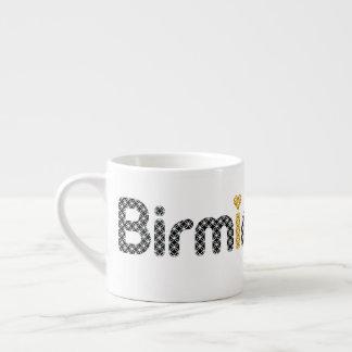 Library of Birmingham Espresso Cup