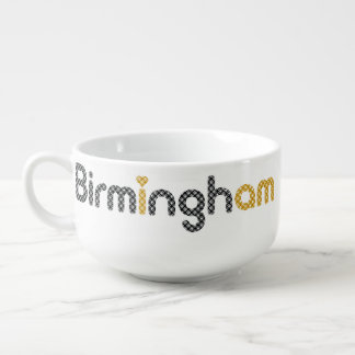 Library of Birmingham Soup Bowl