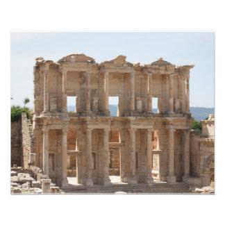 Library of Celsus in Ephesus, Turkey Photo Print