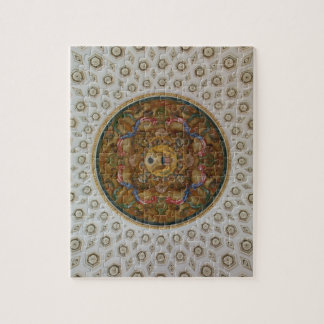 Library of Congress Ceiling Jigsaw Puzzle