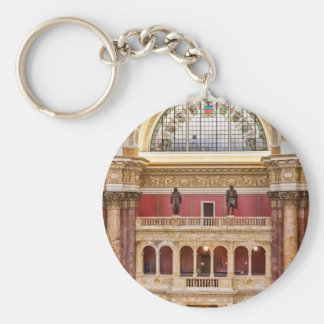 Library of Congress Keychain