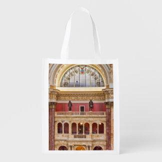 Library of Congress Reusable Grocery Bag
