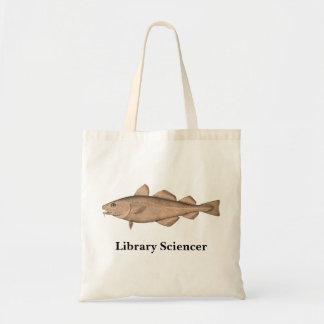 Library Sciencer with Cod - Bag
