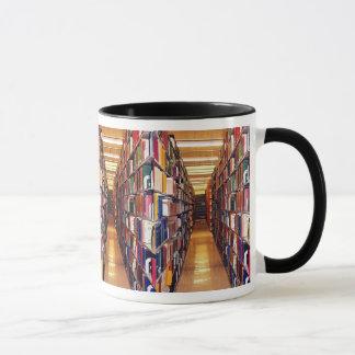 Library Stacks Mug