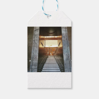 Library staira gift tags