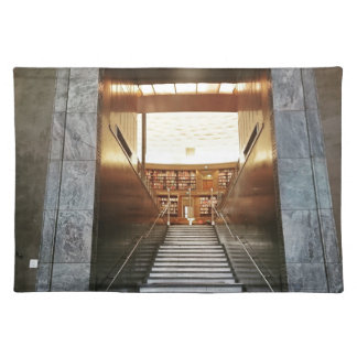 Library staira placemat