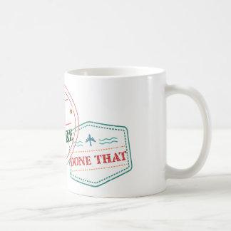 Libya Been There Done That Coffee Mug