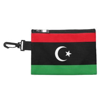 Libya Flag Accessories Bag