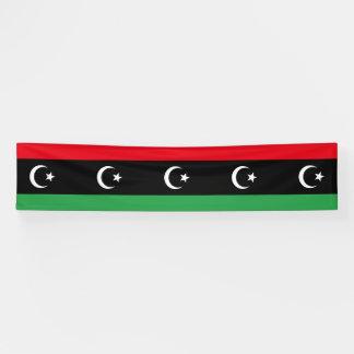 Libya Flag Banner