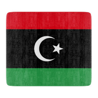 Libya Flag Boards