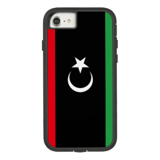 Libya Flag Case-Mate Tough Extreme iPhone 8/7 Case