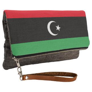 Libya Flag Clutch