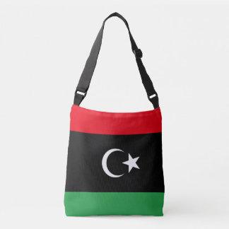 Libya Flag Crossbody Bag
