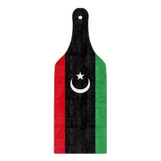 Libya Flag Cutting Board
