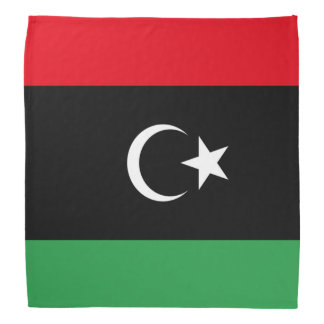 Libya Flag Do-rag