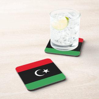 Libya Flag Drink Coaster