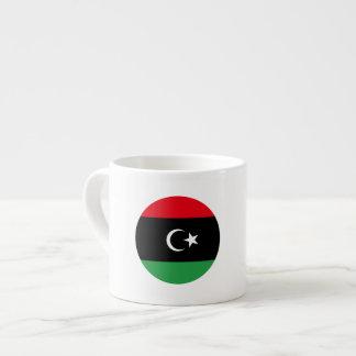 Libya Flag Espresso Cup