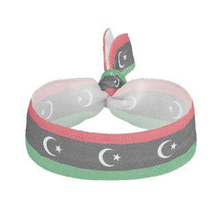 Libya Flag Hair Tie