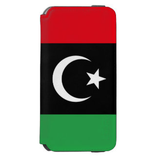 Libya Flag Incipio Watson™ iPhone 6 Wallet Case