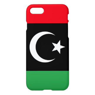 Libya Flag iPhone 8/7 Case