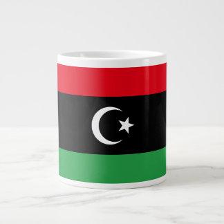 Libya Flag Large Coffee Mug