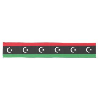 Libya Flag Long Table Runner