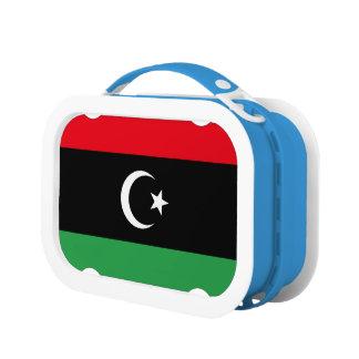 Libya Flag Lunch Box