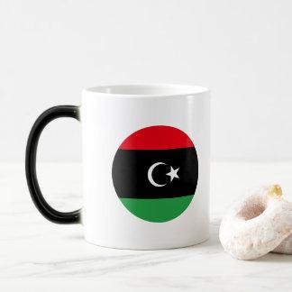 Libya Flag Magic Mug