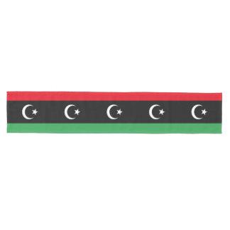 Libya Flag Medium Table Runner