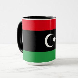 Libya Flag Mug
