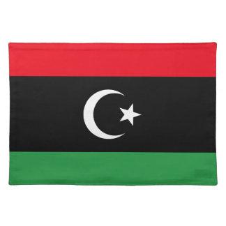 Libya Flag Placemat