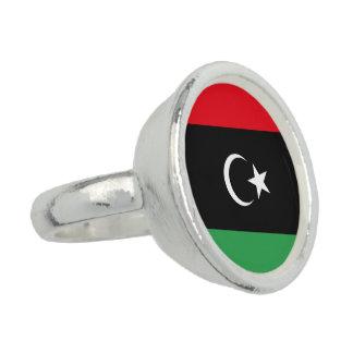 Libya Flag Ring