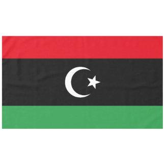Libya Flag Tablecloth