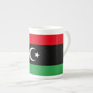 Libya Flag Tea Cup
