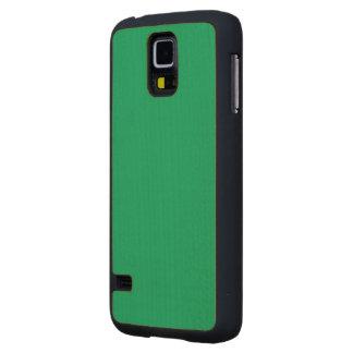 Libya Flag Maple Galaxy S5 Case