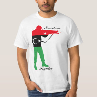Libya Freedom Fighter T-Shirt