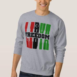 Libya Freedom Sweatshirt